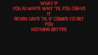 Download 7 Days by Bullet For My Valentine [Lyrics] MP3 song and Music Video