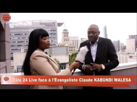 INTERVIEW DE KABUNDI WALESA A TORONTO