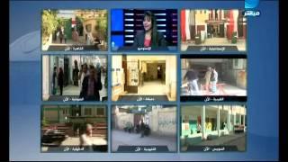 مصر تقرر|تغطية الأنتخابات البرلمانية مع سيد صابر عمار بضيافة رانيا علوي
