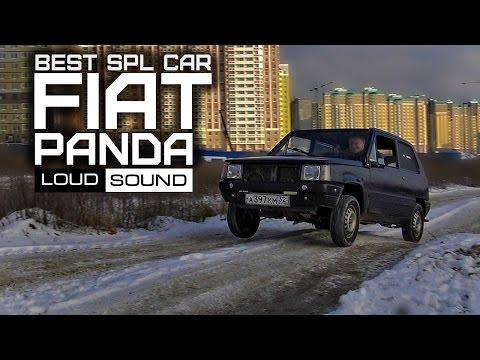 Fiat Panda - Самый смешной авто-обзор :)