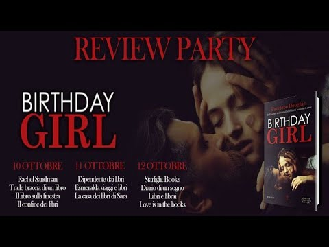 "Recensione ""Birthday girl"" di Penelope Douglas - Rewiew Party!!"