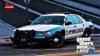 GTA 5 Police Mod - LSPD Friday Evening Patrol