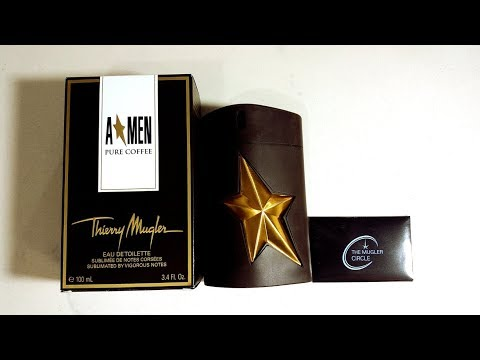 Thierry Mugler Pure Coffee Fragrance Review (2008)