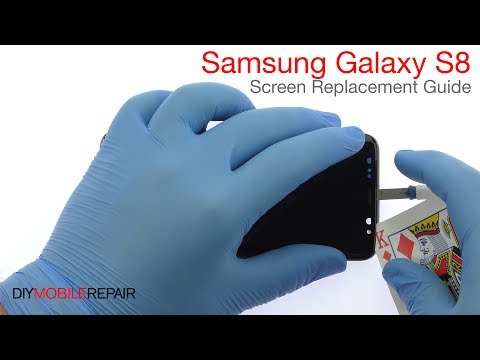 Samsung Galaxy S8 Screen Replacement Guide