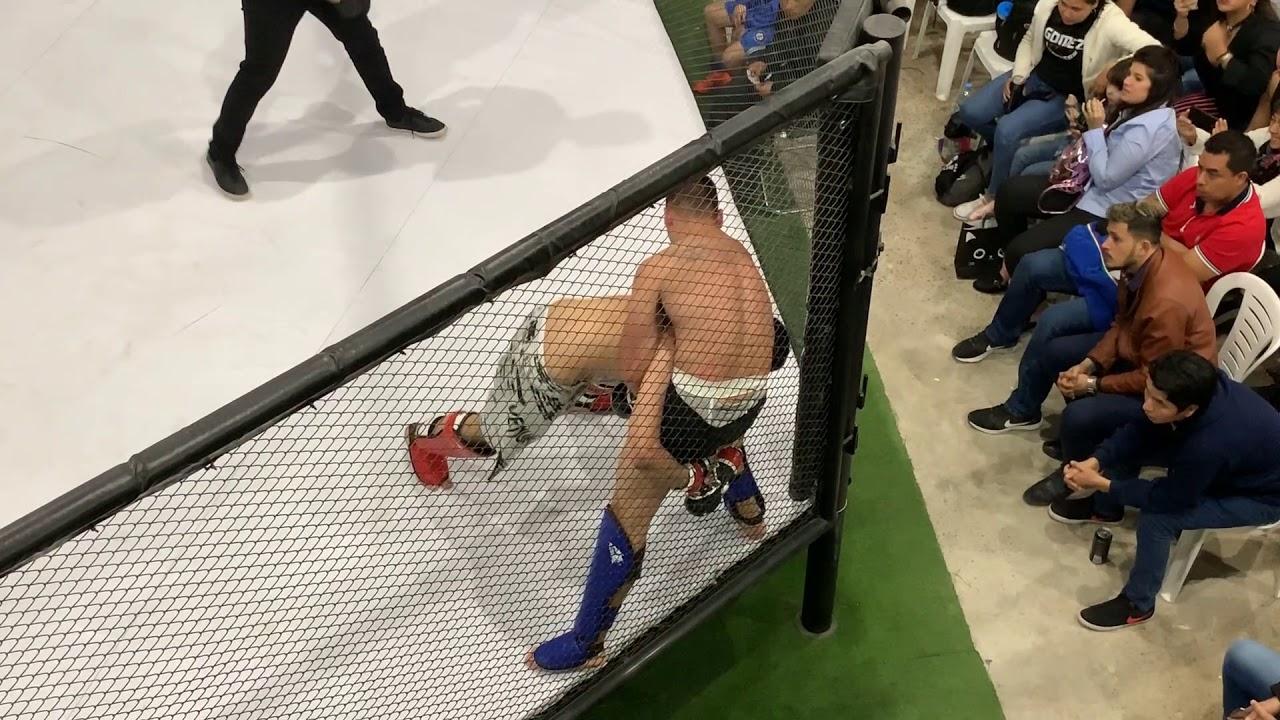 UFS 002 - MMA Amateur - Brandon Movio (DP) vs Agustin Cordoba (NU)