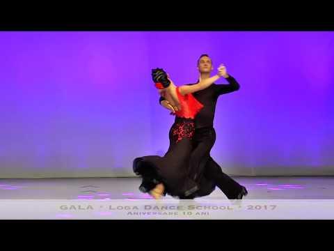 Gala Loga Dance School 2017 - Tango & Cha Cha - Vekony Viktor & Loga Hajnalka