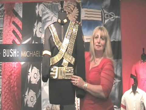 """DEBBIE JACKSON AT """"THE COLLECTION OF TOMPKINS AND BUSH"""" - PART 2"""