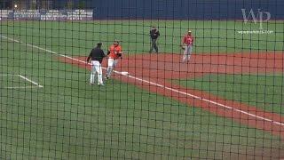 WP Baseball vs. Montclair State (NJAC Tournament; May 7, 2016)