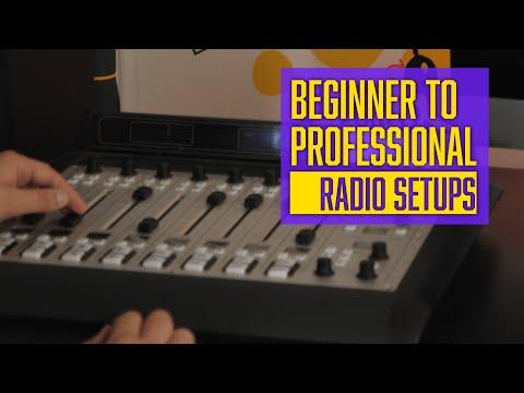 Best Radio Station Setup | Beginner to Professional Radio Equipment
