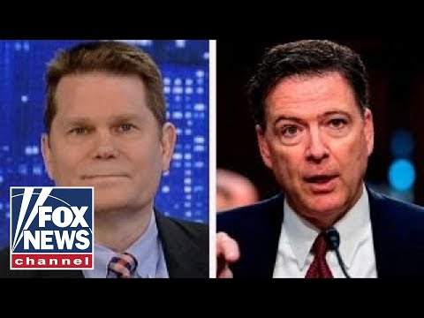 Former FBI agent speaks out about Comey's tell-all