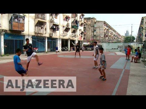 Turning Bangkok's wastelands into playgrounds