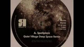 Mudd - Speilplatz (Quiet Village Deep Space Remix) - Rong Music [RONG019-2007]