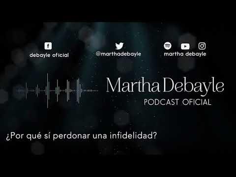 ¿Por qué sí perdonar una infidelidad? Con Tere Díaz   Martha Debayle