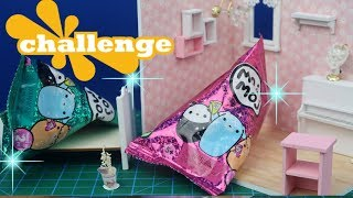 Moj Moj Glitter Series Squishy MOJ MOJ' lar Minyatür Evde!! Bidünya Oyuncak