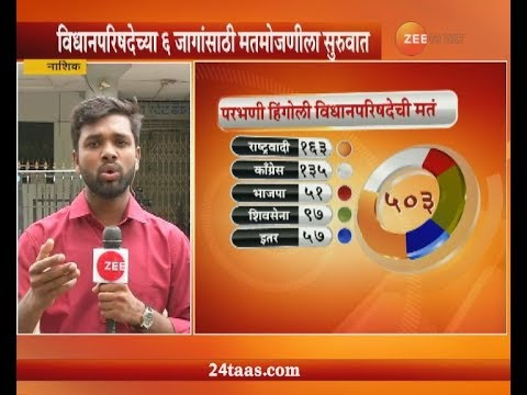 Nashik | Vote Counting Begins For Bypoll Election