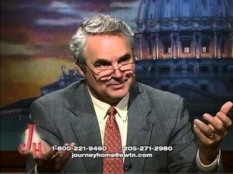 Fr. Douglas Grandon: An Episcopal Priest Who Became A Catholic Priest - The Journey Home (8-4-2008)