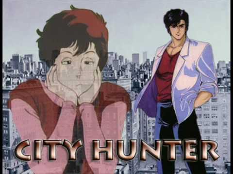 Get Wild - Nicky Larson - City Hunter - SONG