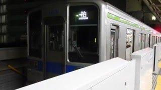 2015年12月27日に撮影 東武野田線(アーバンパークライン)の10030系ファ...