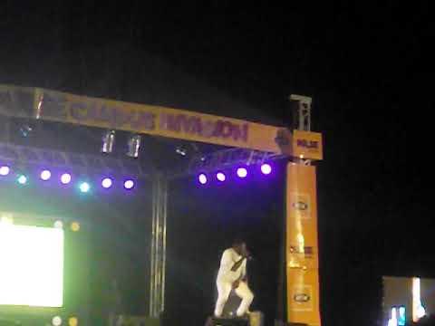 Kurl Song Performs at  University of Ghana # UG # Legon  # Accra #