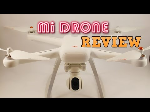 Mi Drone Full review + Flight. A Phantom 4 killer?