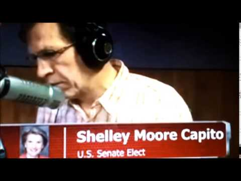 Shelley Moore Capito on Talkline