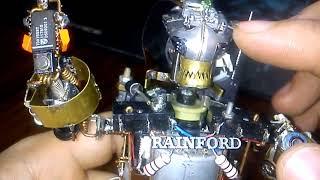 робот,терминатор,киборг  игрушка своими руками 4 с частичным управлением