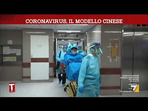 Coronavirus, come funziona il modello cinese?