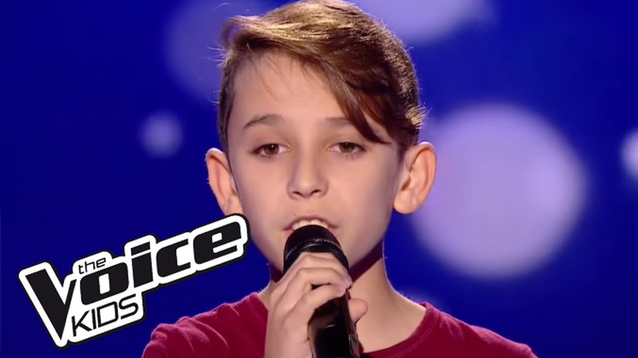 when we were young adele cyril the voice kids france 2017 blind audition youtube. Black Bedroom Furniture Sets. Home Design Ideas