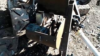 10 октября 2017 г. МиниСак от ВОМ трактора
