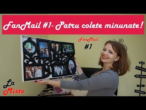 FanMail #1 PATRU COLETE MINUNATE