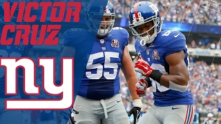 Victor Cruz's Top 10 Plays with the New York Giants | NFL Highlights