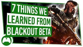 Blackout   7 Awesome Things We Learned From The Beta (Black Ops 4 Battle Royale)