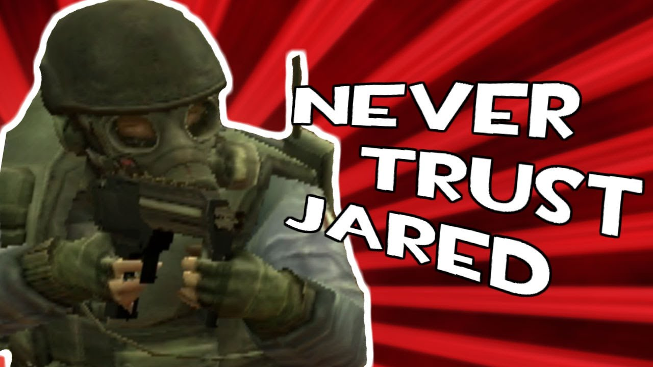 GMOD - NEVER Trust Jared  : LightTube