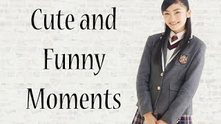 Cute and funny compilation of Megumi Okada. Hope you enjoy! If anyo...