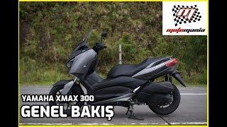 XMAX 300 GENEL BAKIŞ