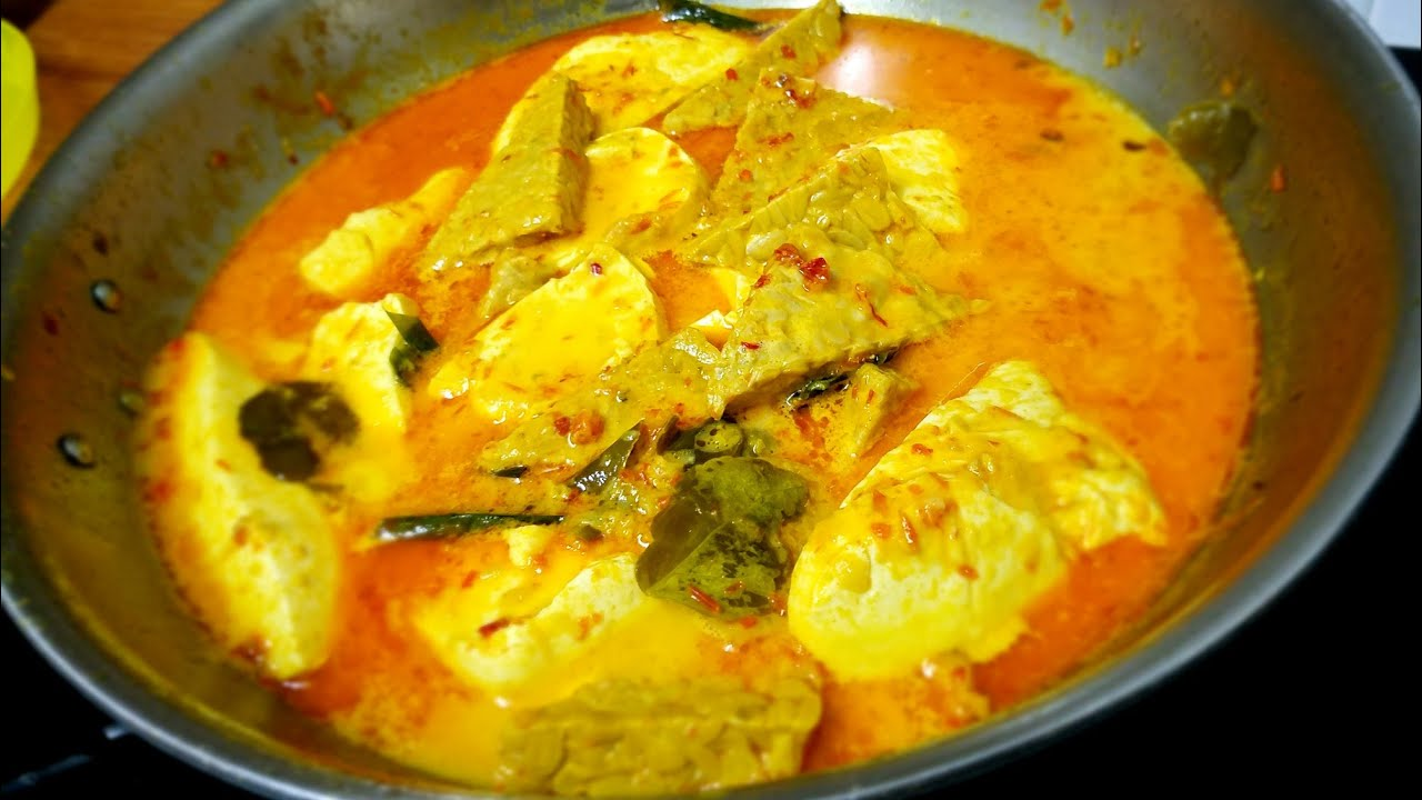 Resep Masakan Ndeso Tempe Tahu Youtube