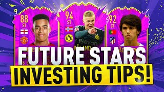 HOW TO INVEST FOR THE FUTURE STARS PROMO ON FIFA 20! FIFA 20 TRADING TIPS