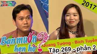 Cô gái 29 tuổi cần tìm người yêu đủ yêu cầu... 4T ??? | Quang Tướng - Bích Tuyền | BMHH 269