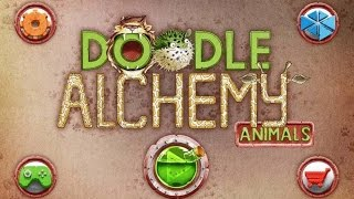 doodle Alchemy Animals - Android Gameplay HD
