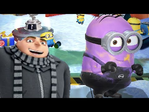 Despicable Me Minion Rush - Minions And Gru