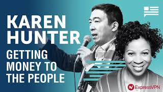 The Karen Hunter x Andrew Yang Crossover Episode | Yang Speaks