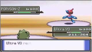 Pokemon Platinum Wi Fi Battle 59 Vs UltimateShaymin
