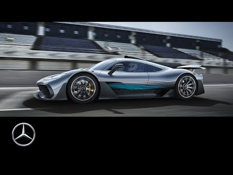 Mercedes-AMG Project ONE: Formula 1 Technology for the Road | IAA 2017