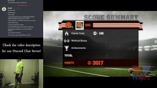 Lets Get Rekt! w Chris! #6 (NFL Training Camp, Wii 2010)