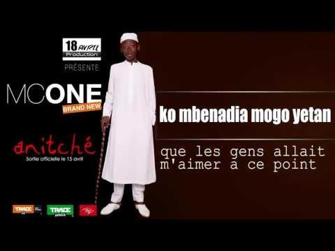 New MC ONE  Anitché vidéo lyrique