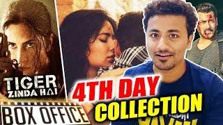 Tiger Zinda Hai FINAL 4th DAY COLLECTION | Box Office | Salman Khan | Katrina Kaif Video