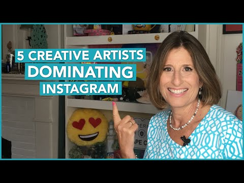5 Creative Artists Dominating Instagram