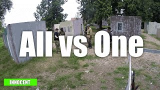 All Against One   Airsoft TTT   Who's Dat Spy