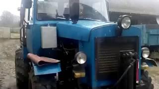 як зробити трактор з газ 66