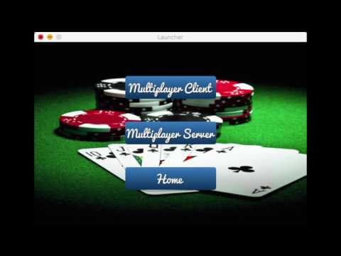 15-112 Term Project: Poker with AI and Network-Based Multiplayer